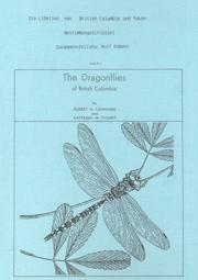 DJN-Bestimmungsschlüssel für Libellen von British Columbia