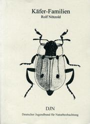 DJN-Bestimmungsschlüssel für Käferfamilien